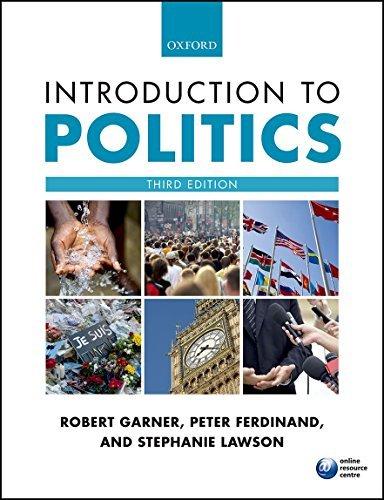 Introduction to Politics by Robert Garner (2016-02-04)