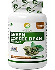 Nutrinelife Pure Green Coffee Bean Extract Weight Loss For