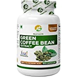 Cvm healthcare presents nutrinelife natural green coffee bean extract capsules with 50 percent chlorogenic acids, the antioxidant component studied for its weight-loss effects. To know about its benefits, we should know what is a green coffee extract...