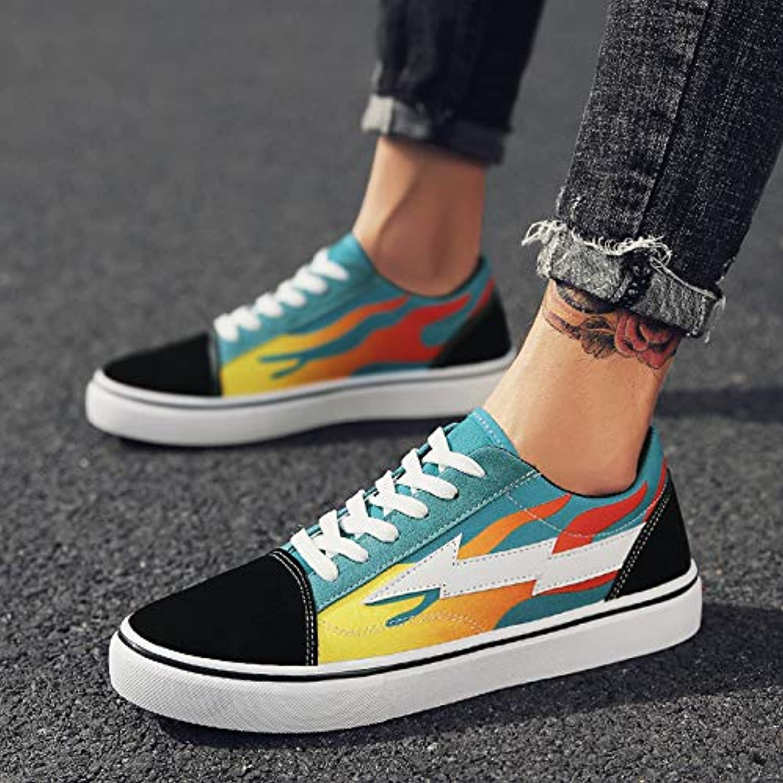 NANXIEHO Autumn And Winter Breathable uomo scarpe scarpe da ginnastica Fashion Leisure uomo scarpe Youth   comfort    Uomo/Donne Scarpa
