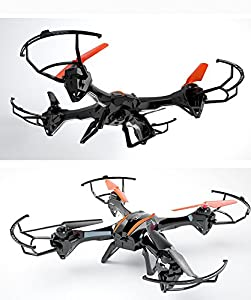 s-idee 01217 Quadrocopter U842 HD KAMERA 4.5 Kanal 2.4 Ghz Drohne mit Gyroscope Technik Akkuwarner