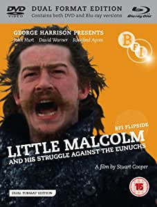 Little Malcolm and His Struggle Against the Eunuchs (BFI Flipside) (DVD + Blu-ray)