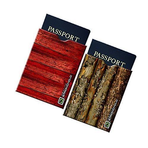 identity-stronghold-designer-passport-sleeves-wood-look-collection-pack-of-2-idshpp2wdlk-by-identity