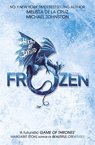 Frozen: Book 1 (Heart of Dread)