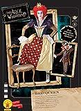 Rubies 3889954- Costume de Reine Rouge Adulte