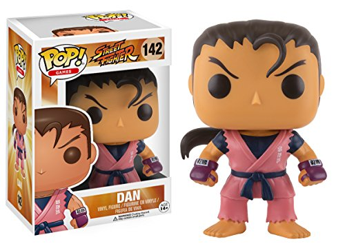 Funko Pop Dan (Street Fighter 142) Funko Pop Street Fighter