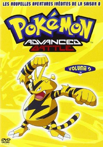 Pokémon, saison 8, vol. 9