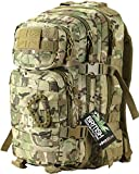 Zip Zap Zooom Army Military Tactical Combat Rucksack Backpack Bergen Molle Pack Bag All Terrain 28L