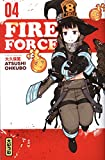 Fire Force, tome 4