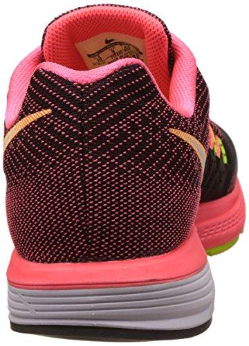 Nike Air Zoom Vomero 10, sneaker homme Schwarz (HOT LAVA/WHITE-BLACK-VOLT)