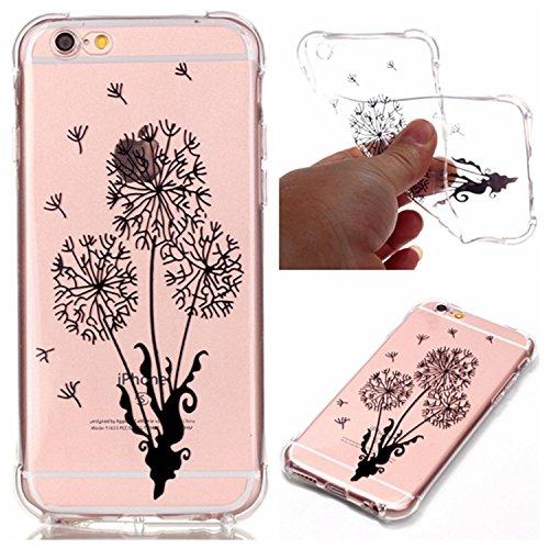 inShang iPhone 7 Plus Coque Housse de Protection Etui 4,7 Plus inch [Transparent Coque d'iPhone] [bronzante technologie 3D image], Ultra mince et léger Case Cover de protection pour iPhone 7 Plus 4,7  07