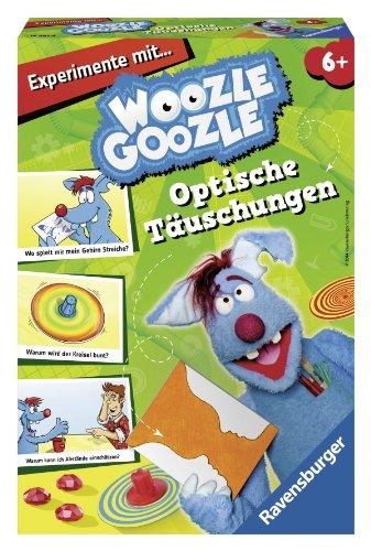 Ravensburger Spieleverlag 18987 - Woozle Goozle: Optische Täuschungen