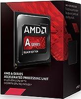 AMD A10-7700K Black Edition Processeur 4 cœurs 3,5 GHz Socket FM2+ Box