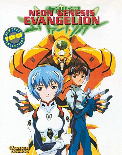 Artbook: 100% Newtype (Neon Genesis Evangelion)