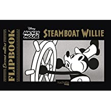 Flipbook. Steamboat Willie (Hachette Heroes - Disney - Especializados)