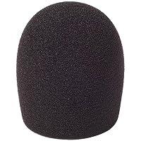Rycote Antivento in Spugna per Microfoni a Mano con Diametro  40/55, Grigio