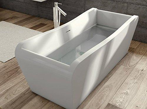 Preisvergleich Produktbild Planit hot tubs Amaca free standing hot tub in Corian AMACA