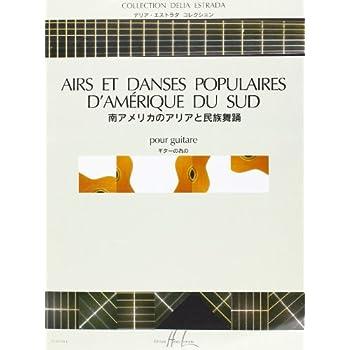 Airs et danses populaires d'Amérique latine