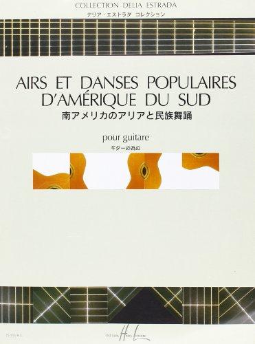 Airs et danses populaires d'Amériqu...