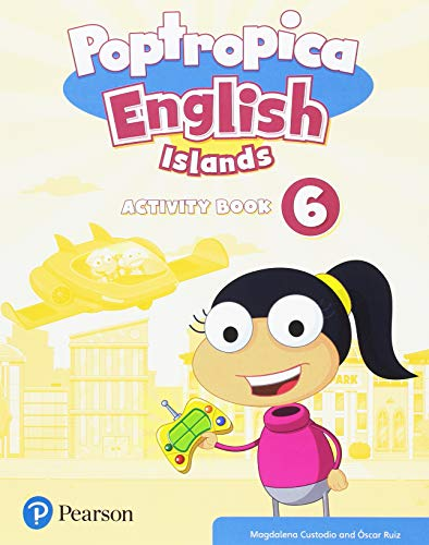 Poptropica English Islands Level 6 My Language Kit + Activity Book pack por Magdalena Custodio