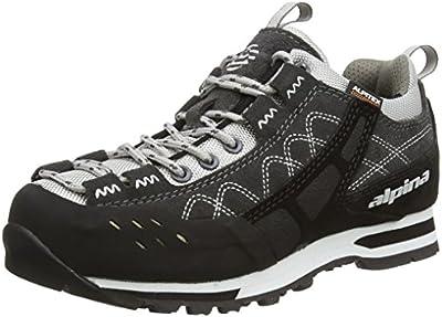 alpina 68033 - zapatillas de trekking y senderismo de cuero Unisex adulto