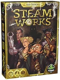 Unbekannt Tasty Minstrel Games TMG01016 - Brettspiele, Steam Works (1938146662)   Amazon price tracker / tracking, Amazon price history charts, Amazon price watches, Amazon price drop alerts