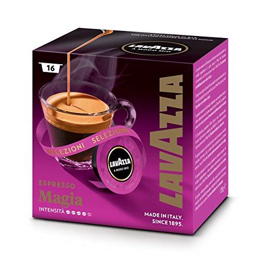 Get Lavazza A Modo Mio Espresso Magia Coffee Capsules Pack of 16 from Lavazza