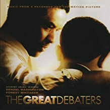 Music From & Recorded For The Motion Picture The Great Debaters by The Great Debators (2007-12-11)