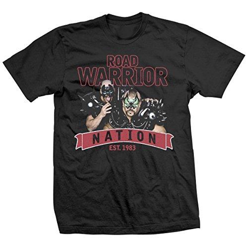 Unbekannt T-Shirt Legion of Doom Road Warrior Nation Offiziell Bis 5XL !, Gr.:XXXXXL