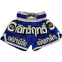Lumpinee LUM-015 - Juego de pantalones cortos para Muay Thai o Kick Boxing Talla:xx-large