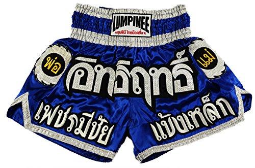 LUMPINEE Super Power Serie colore blu Muay Thai Kick Boxing