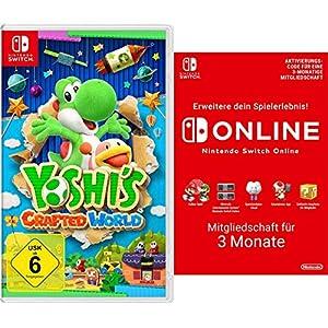 Yoshi's Crafted World – [Nintendo Switch]