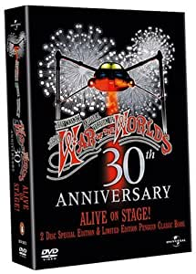 Jeff Wayne's The War of The Worlds 30th Anniversary Edition [DVD]