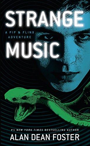 Strange Music: A Pip & Flinx Adventure (Adventures of Pip & Flinx Book 15) (English Edition) (Music Cosmic American)