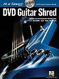 At A Glance - Guitar Shred: Lehrmaterial, DVD (Video) für Gitarre