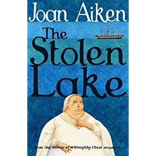 The Stolen Lake (The Wolves Chronicles Book 4)