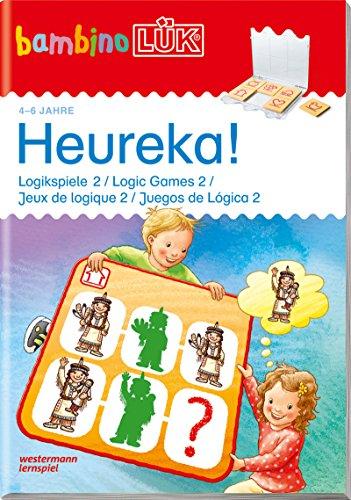 bambinoLÜK-System: bambinoLÜK: IQ Spiele 2