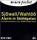 Alarm in Sköldgatan: Kriminalhörspiel (DAV pocket) - Maj Sjöwall