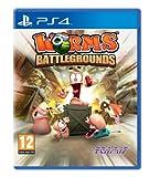 Worms Battlegrounds Per Playstation 4