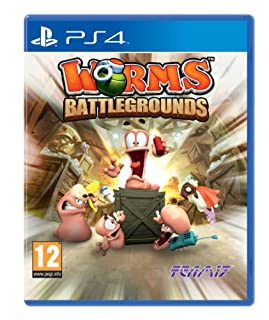 Worms Battlegrounds (PS4) (B00K0F7KW6)   Amazon Products