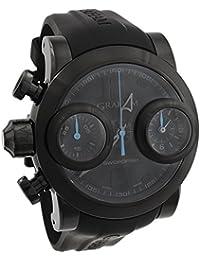 Graham Swordfish del aumentador de presión automático con el reloj de los hombres de la falta de detalles 2swbb, u36l, K5