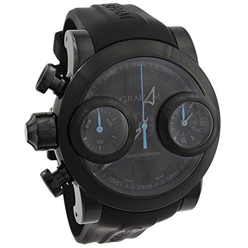 Graham Swordfish Booster Chronograph Automatik Herren-Armbanduhr 2swbb. u36l.k5