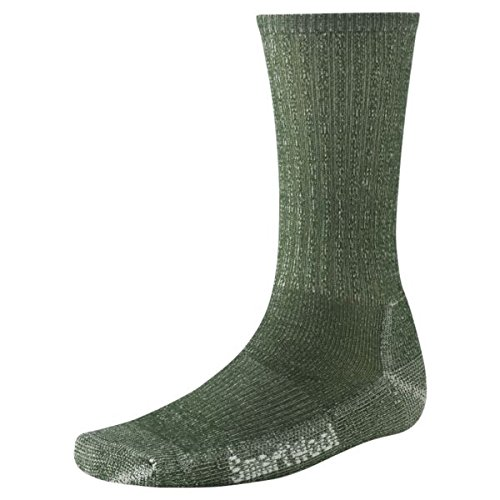 Smartwool Herren Wandersocken Hikingsocken Hike Light Crew, Grün, XL, BSW129 (Wool Apparel Socks Herren)