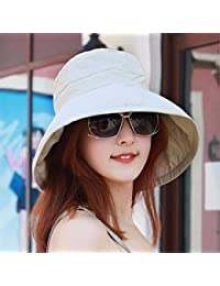 RangYR Sombrero De Mujer Sra. Cap Sunhat Outdoor Cycling Sunshade Sun Hat  Big Hat Fisher 6dca1c5de833