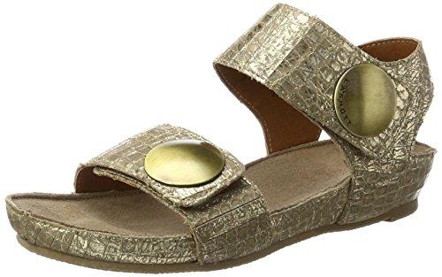 Ca'ShottA10152 - Sandali Donna , oro (Gold (Cocco Gold 190)), 40 EU