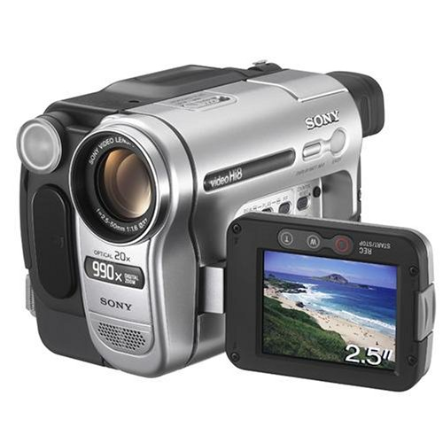 Sony CCD-TRV238 Hi8 Camcorder (Sony Video Handycam Camera)