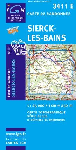 3411E SIERCK-LES-BAINS par Ign