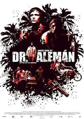 Dr. Alemán (2008) | original Filmplakat, Poster [Din A1, 59 x 84 cm]