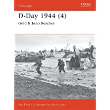 D-Day 1944 (4): Gold & Juno Beaches (Campaign, Band 112)