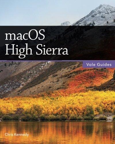 macOS High Sierra por Chris Kennedy